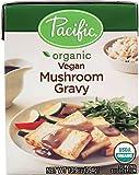 #8: Pacific Organic Vegan Mushroom Gravy, 13.9oz 2-pack