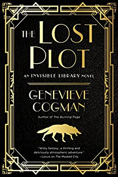 The Lost Plot by Genevieve Cogman fantasy book reviews