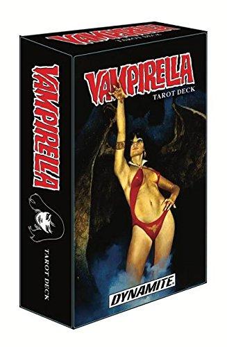 Dynamite Vampirella Tarot Cards Set
