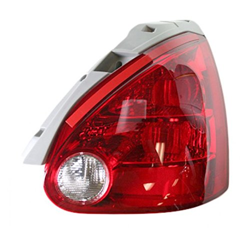 - Taillight Taillamp Rear Brake Outer Passenger Side Right RH for 04-08 Maxima