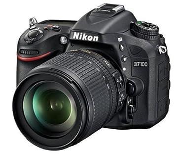 D7100 + objetivo zoom AF-S DX Nikkor 18-105 mm f/3.5-5.6G ED ...
