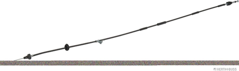 HERTH+BUSS JAKOPARTS J2308016 cable de embrague manejo del embrague