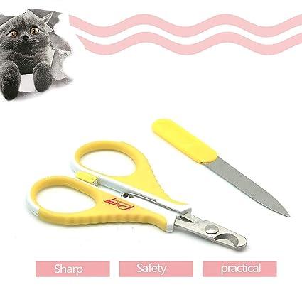 Tijeras para uñas profesionales para mascotas Hoja afilada ...