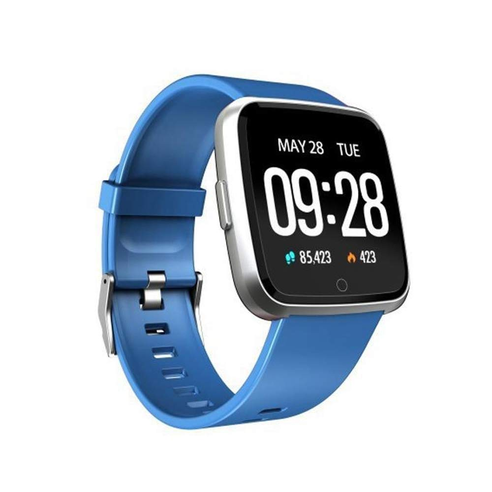Ambiguity Fitness-Armband,Smart Armband große Farbdisplay zeigt große Batterie Kapazität Multi-Sport-Modus umschalten Armband