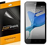 [6-Pack] Supershieldz-Anti-Glare & Anti-Fingerprint (Matte) Screen Protector Shield for ZTE Quartz Z797C (Straight Talk, Net10) + Lifetime Replacements Warranty [6-PACK] - Retail Packaging