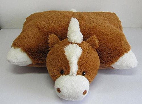 Horse Zoopurr Stuffed Animal Pillow