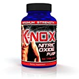 K-NOX ~ Nitric Oxide Level Support, Nitro Power Pump ~ from the Makers of Kreatin(TM) ~ Compare our 3150mg per serving to all the #1 Best Sellers ~ Backed by our No Bull Promise