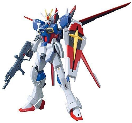 HGCE 198 Mobile Suit Gundam SEED DESTINY Force Impulse Gundam 1/144 scale color-coded pre-plastic model ()