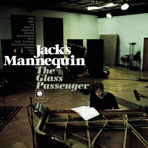 Jacks Mannequin - The Glass Passenger
