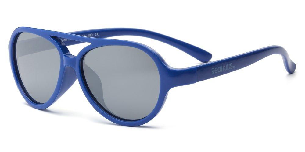 Real Kids 4SKYPNK Sky Aviator Kindersonnenbrille rosa Flexible Passform Gr/ö/ße 4+