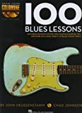 100 Blues Lessons, Chad Johnson and John Heussenstamm, 142349878X