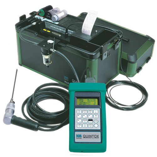 UEI Test Equipment KMNO2/Q No2 Sensor Module for Quintox Industiral Combustion System Analyzer