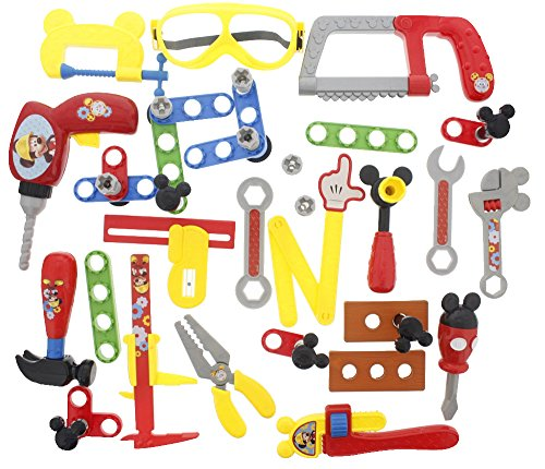 just play mickey mouse clubhouse mousekadoer tool set - import it all