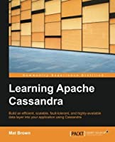 Learning Apache Cassandra Front Cover