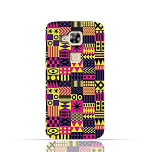 Huawei G8 TPU Silicone Case with Seamless Fashion Trend Pattern