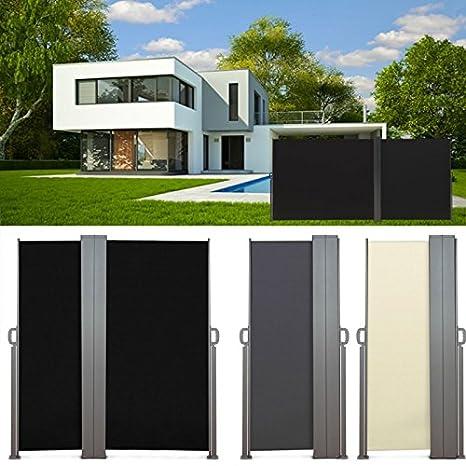 ProBache - Paravento per esterni pieghevole, 600 x 160 cm, colore ...