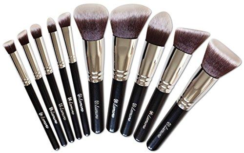 Amazon.com : Makeup Eye Brush Set - Eyeshadow Eyeliner Blending ...