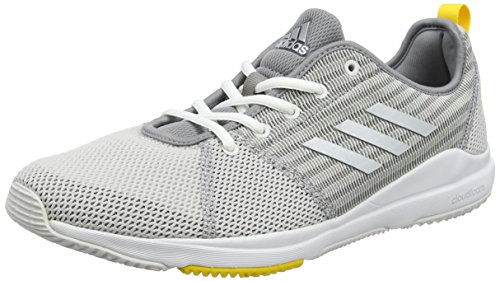 Para Adidas One eqt Mujer Arianna Yellow grey Met silver Correr Multicolor Zapatillas Cloudfoam x1IS1rn