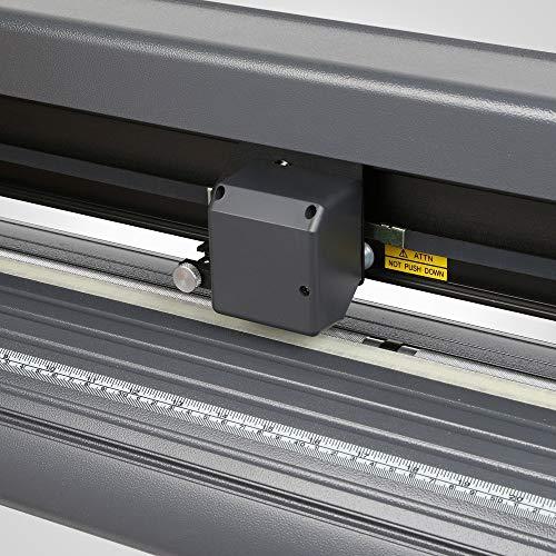 FINCOS Cutting Plotter Cutter 28'' 720MM Vinyl Sign Making KIT W/ARTCUT Software Cutting Plotter Machine by FINCOS (Image #6)