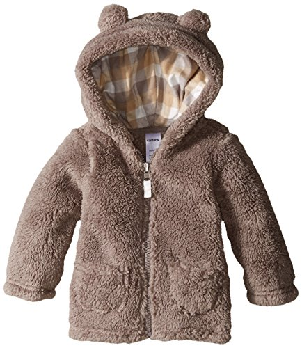 carters-baby-boys-sherpa-jacket-baby-brown-9-months