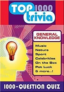 Top Trivia - Juego de preguntas, 2 a 4 jugadores (Cheatwell Games 11530) (versión en inglés)