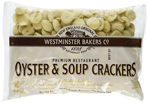 New England Original Westminster Bakeries Oyster and Soup Crackers, 9 Ounce Bag (2 Pack) by Westminister