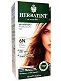 Herbatint Permanent Herbal Haircolour Gel, Dark Blonde, 4.56 Ounce