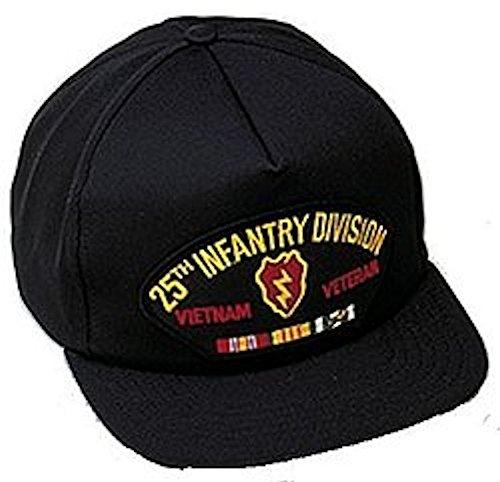- 25th Infantry Division Vietnam Vet Ballcap