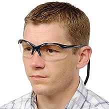 Sperian By Honeywell Vapor Safety Glasses - Anti-Fog Lens