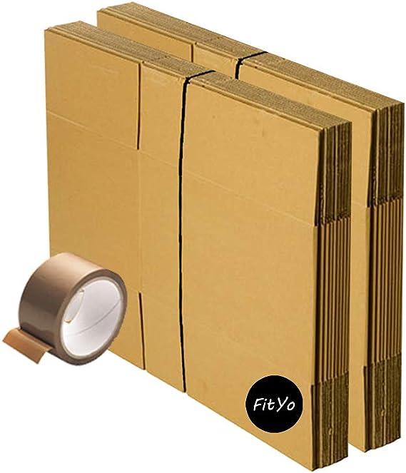20 cajas de libros + 1 adhesivo de regalo.: Amazon.es: Bricolaje y herramientas