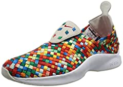 Nike Men Sneakers Air Woven PrmItem number 898028-001 Color Light Bone/ University RedExterior TextileLining TextileOutsole / Platform height: 2,4 cmVolumeHeel/Form FlatsClosure Front-LacedWeight in grams approx 600Delivery in Nike shoe box  ...
