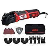 Dobetter Multi-Purpose Oscillating Tool,2.8-Amp 6 Variable Speed Oscillating Saw with Multi-Tool Saw Blades Set and Carry Bag -OT2832 (Oscillating Tool)