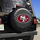 San Francisco 49ers NFL Licensed Tire Cover