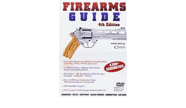 Firearms Guide: 4, 300+ Schematics: Inc. Impressum Media ... on