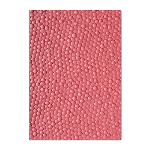 Sizzix 3-D Textured Impressions Embossing Folder - Cobblestone by Sizzix