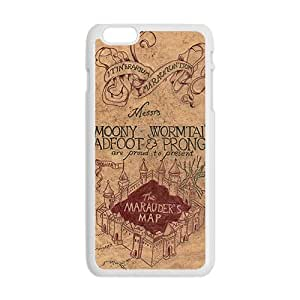 Harry Potter map Phone Case for iPhone plus 6 Case