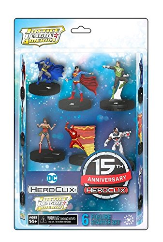 HeroClix: DC: 15th Anniversary Elseworlds Starter Set by NECA