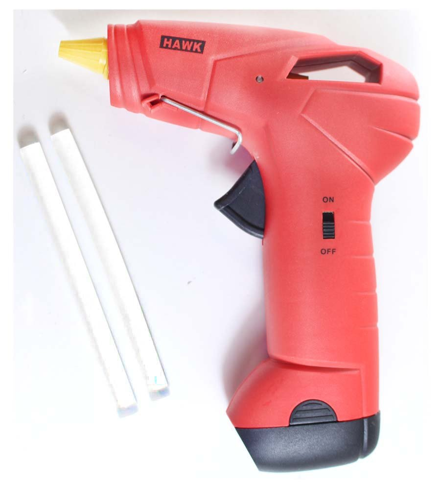 PPI DELUXE BATTERY OPERATED GLUE GUN : ( Pack of 1 Pc )