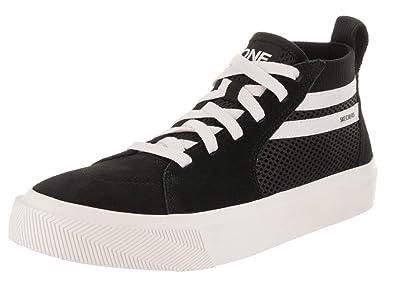 8833d1abe53 Skechers Womens ONE Champ Ultra Sneaker Black White Size 5