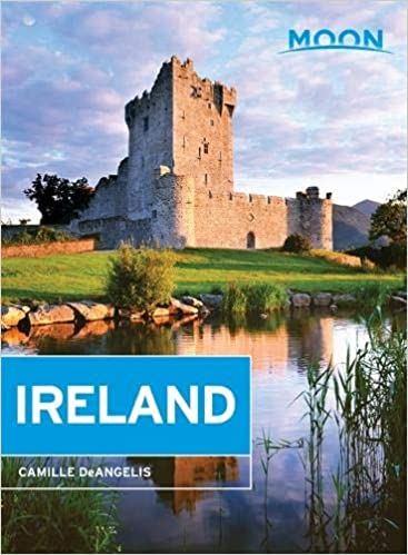 The Moon Ireland (Moon Travel Guides) by Camille DeAngelis travel product recommended by Kimi Owens on Lifney.