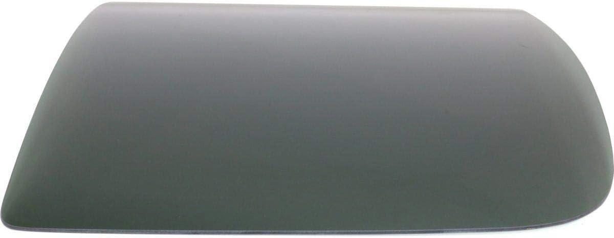 DODGE FULL SIZE P//U 02-10 REAR DOOR GLASS RH,Gray Tint Privacy,4-Door,w//o Clip