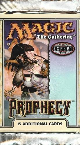 Magic the Gathering MTG Prophecy Booster Pack (OUT OF PRINT) ()