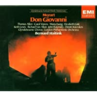 Don Giovanni -W.A. Mozart [Import anglais]