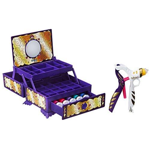 DOH-VINCI B7003EU40 Secret Sparkle Jewellery Box Kit by DohVinci (Doh Vinci Design Kit)