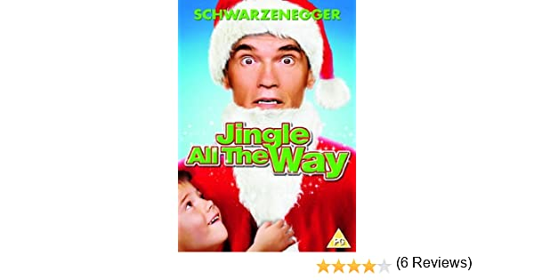 Jingle All the Way DVD 1996 by Arnold Schwarzenegger: Amazon.es: Renee Zellweger, Colin Firth, Dominic McHale, Donald Douglas, Hugh Grant, Brian Levant: ...
