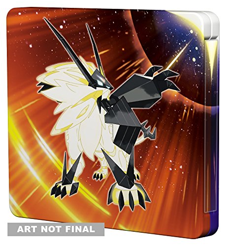 Pokémon Ultra Sun and Ultra Moon Steelbook Dual Pack - Nintendo 3DS by Nintendo (Image #3)