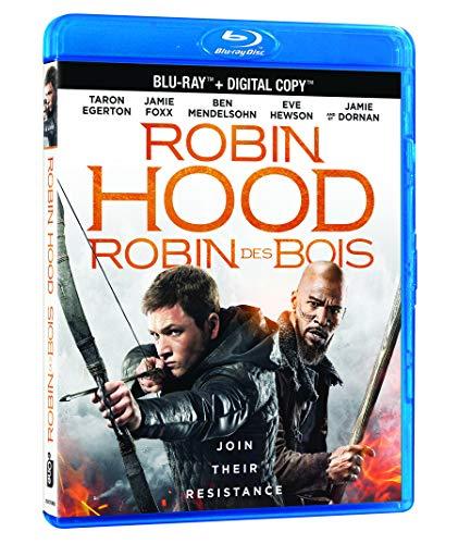 Robin Hood [Blu-ray + Digital Copy] (Bilingual)
