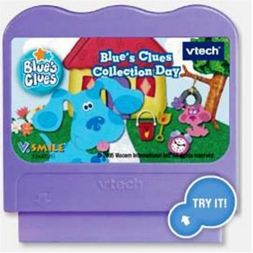VTech - V.Smile - Blue's Clues Collection - Blues Clues Play Date