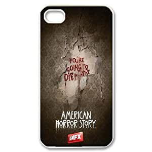 Unique Phone Case Design 16American Horror Story Series- For Iphone 4 4S case cover