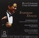 Bernstein/Rachmaninoff/Frank: Symphonic Dances